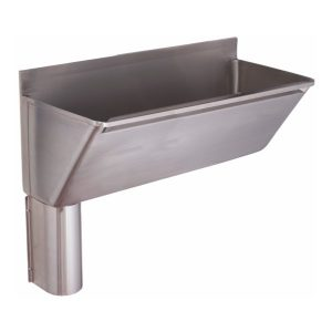 Hospital Sinks, Scrub Troughs, Janitorial & Disposal Sinks