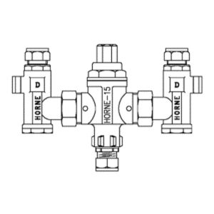 Thermostatic Mixing Valves (TMV)